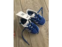 Infant adidas brand new in box size 5