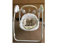 Mothercare Loved So Much Baby Swing (unisex)