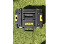 GOOD CONDITION DeWALT 18v Combi Drill and Impact Driver, 2x 5.0ah Batteries with Charger and Case