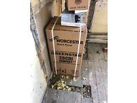 Worcester Bosch 28cdi Gas Combi Boiler