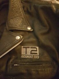 *** RARE TERMINATOR 2 JACKET FOR SALE ***