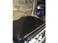 Rangemaster 110 cooker & hood