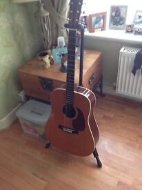 selling my hd28v Martin acoustic these don't come up very often don't miss this one