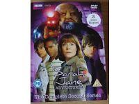 Sarah Jane Adventures - The Complete Second Series DVD