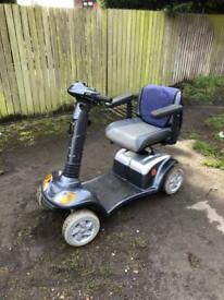 KYMKO SUPER MOBILITY SCOOTER