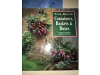 Guide book for Containers, baskets and Boxes