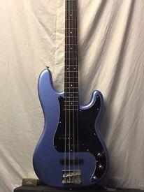 BASS GUITAR - Squier Precision Bass by Fender