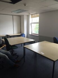 6 person office all bills included £150 week