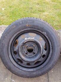 Brand NEW !!!!! Michelin Energy Tyre 165/65 R14 + Wheel For corsa c