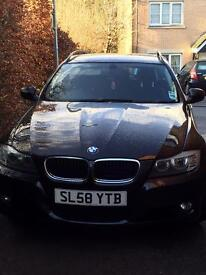 BMW 318ise touring 2008 105000 miles 143bhp