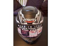 NEW with tags CABERG EGO MOTORBIKE HELMET