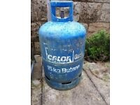 15Kg Calor Gas cylinder Empty