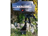 Outboard mercury 2.2 hp