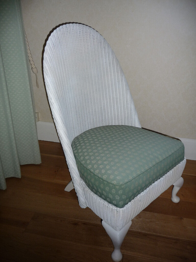 vintage lloyd loom nursing chair in barton on sea. Black Bedroom Furniture Sets. Home Design Ideas