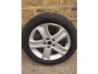 Full Size wheel & tyre