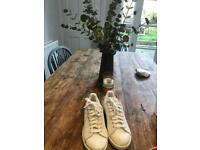 Stan Smith Adidas Trainers - WORN ONCE! size 5