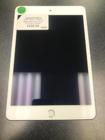 Apple iPad mini 4, 32GB Silver/White 0203 556 6824