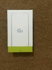 Lg g5 brand new boxed unused