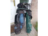 Golf clubs three pounds only