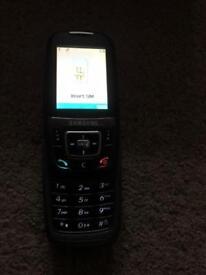 Samsung SGH-D600 mobile phone