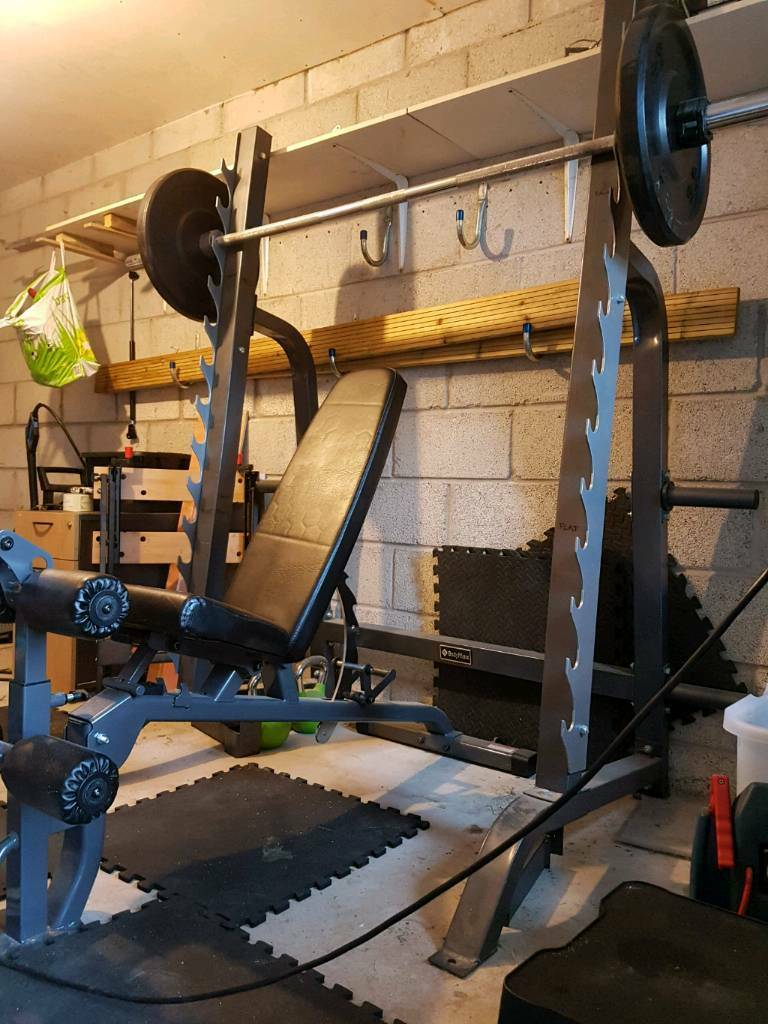 Heavy Duty Squat Rack (CF480)