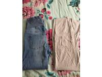 Pregnancy jeans and tracksuit bottoms SIZE 42