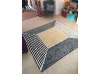 Ikea rug 'Birket' square SOLD