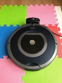 iRobot Roomba 786p Vacuum Cleaning Robot