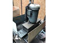 Cupped Wheel Surface Grinder (Single Phase)