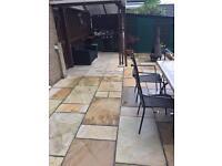 Garden/patio work