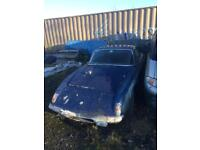 Lotus Elan 2+2S Restoration Project Classic Car
