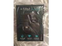 BNIB Fitbit Surge small black £120
