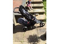 Phil & Teds Dorothy Double Pushchair