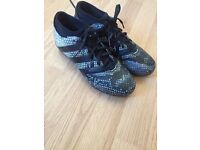 Adidas ace 16.3 size 8 football boots fg studs mint condition limited edition