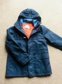 NEXT Boys rain coat *Brand New*