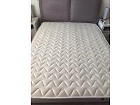 King size mattress - nearly new - BARGAIN £70