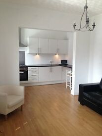 Fallowfield. First floor two bedroom flat FF. GCH. Lounge /Kitchen .Bath and shower.