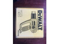 DeWalt Heat Gun DW340K Working and Good Condition