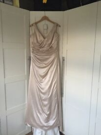 Alan Hannah-Geena wedding dress for sale,as new, still with tags