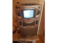 MTV Karaoke machine-£30