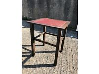 Square Occasional Table
