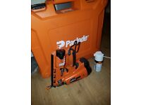 PASLODE IM65A SECOND FIX ANGLED GAS BRAD NAILER - BATTERY, CASE AND CHARGER INCLUDED