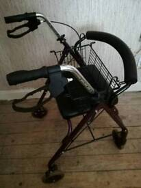 Mobility push chair excellent condition