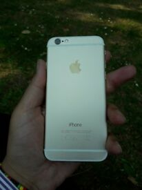 I'm selling my Gold iPhone 6 64 GB unblocked