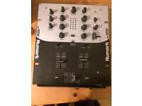Numark DM 1050 analogue DJ mixer