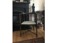 Chair vintage antique