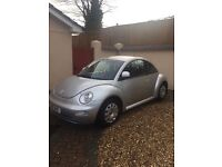 VW Beetle 2.0 Automatic