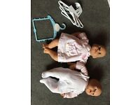 Annabelle dolls and clothes bundle