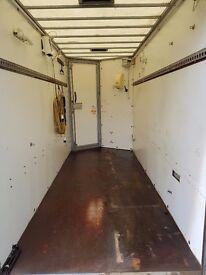 Ifor Williams BV125G Box trailer