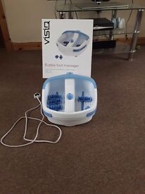 Visiq foot massager spa